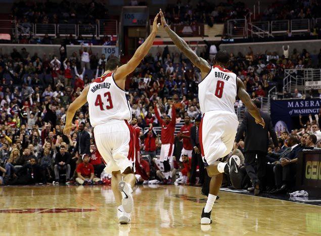 Reserves deliver huge as Washington Wizards turn back Orlando Magic