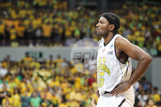 Graduating Karim Abdul grateful for five-year stay with UST, says UAAP title not meant for Tigers