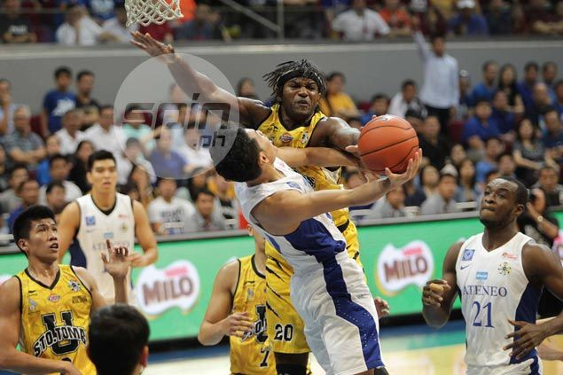 Torrid Kevin Ferrer shooting sparks big UST Tigers comeback against Ateneo