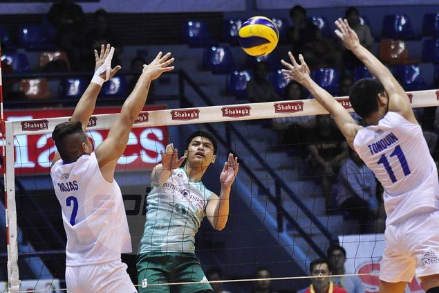IEM edges Systema in five to force rubber match for V-League title