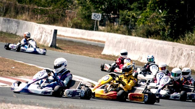 Cabrera eyes another double victory as second round of karting series fires off in Carmona