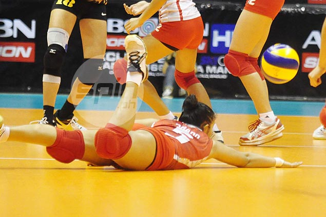 Filipina spikers settle for fourth as Kathleen Arado bags best libero award in Southeast Asian U19 women's volley
