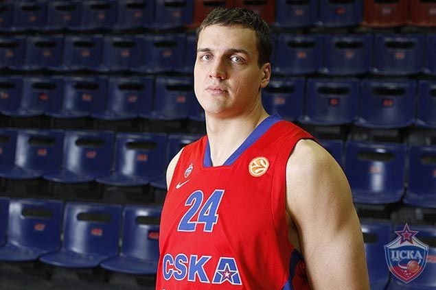 Cleveland Cavaliers agree to deal with Russian center Sasha Kaun, according to report