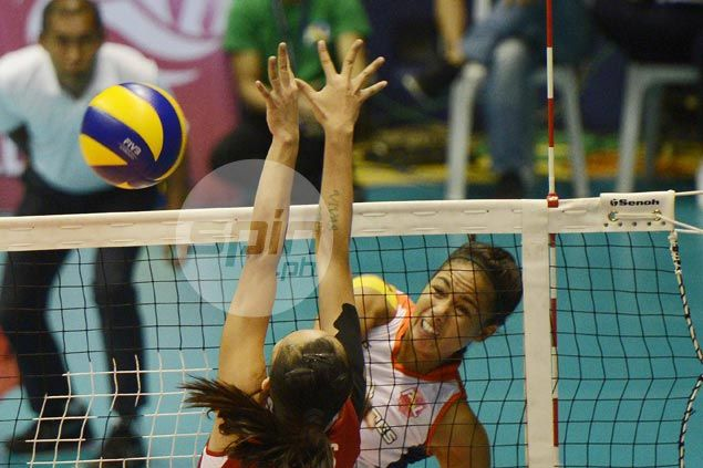 Kayla Tiangco-Williams shines as Foton scores back-to-back wins, sends Cignal to second straight loss