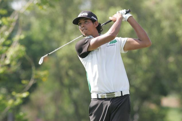 Keanu Jahns moves to solo lead in Luisita leg of Philippine Golf Tour