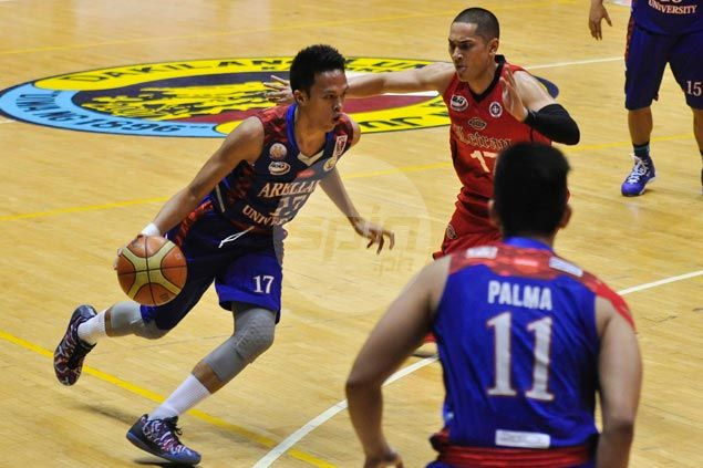Arellano Chiefs eliminate Letran Knights and secure playoff for a Final Four berth