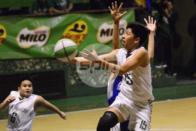 Kenji Duremdes further boosts NU Bullpups' stocks as promising teener set to join team