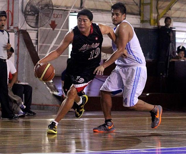 Duremdes-led FCVBA squads begin 'drive for four' in Asean Veterans Basketball Championship