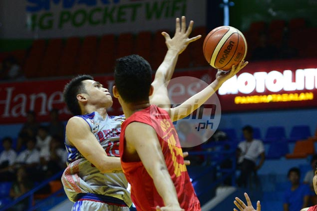 Kent Salado takes charge as Chiefs deal Cardinals first loss in NCAA Season 92
