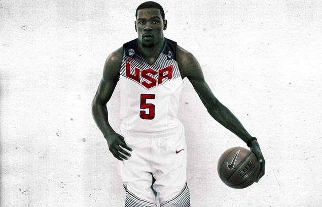 Nike unveils 'lightest uniforms ever' for Team USA ahead of Fiba World Cup