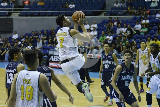 UST star Kevin Ferrer back at his best after getting a clean bill of health