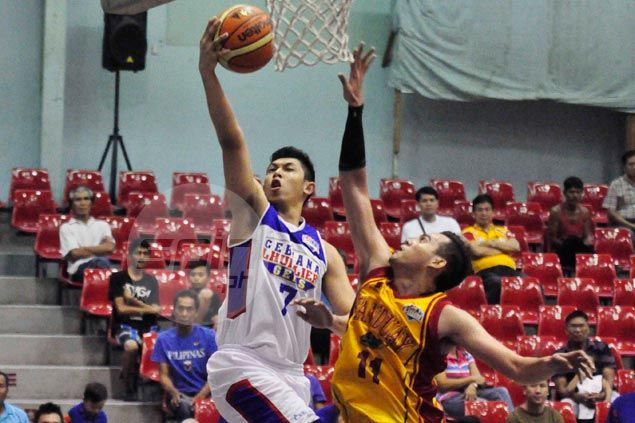 Cebuana Lhuillier uses huge third-quarter run to whip Tanduay Light and even D-League record