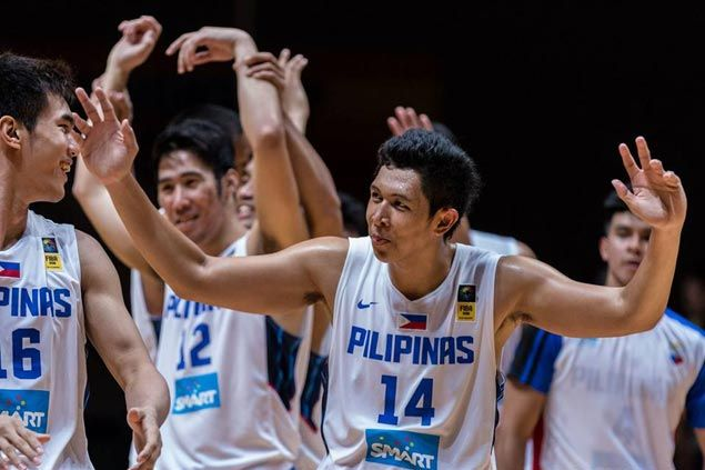 Gilas cadets blow past host Singapore to complete perfect run to Seaba championship