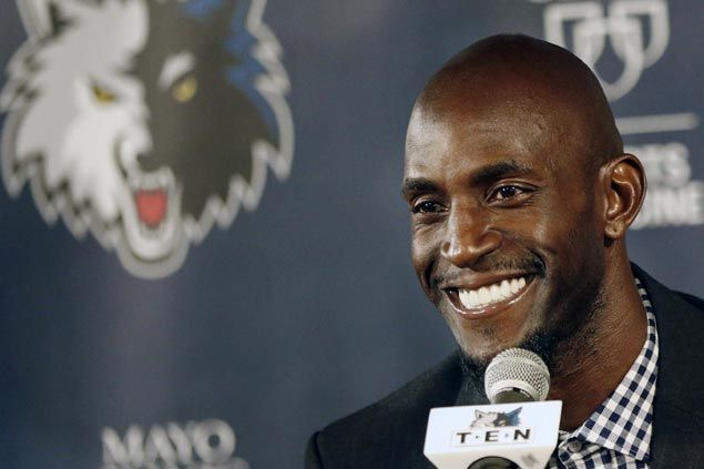 Minnesota Timberwolves working on deal to buy out Kevin Garnett contract