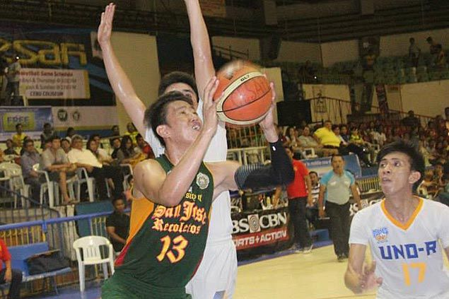 Jaguars edge Rams to advance against Green Lancers in PCCL Vis-Min qualifiers