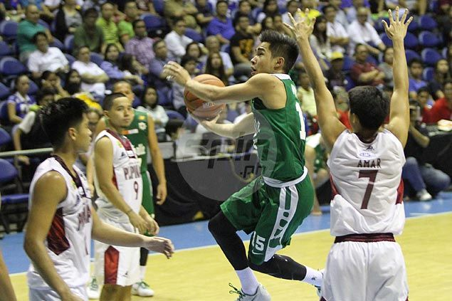 Jeron Teng, Almond Vosotros snap out of scoring slump in La Salle romp over UP Maroons