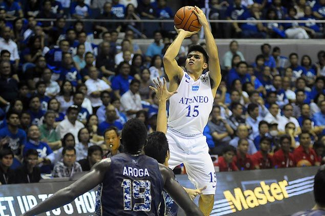 Ravena, Thompson to be feted by collegiate basketball scribes