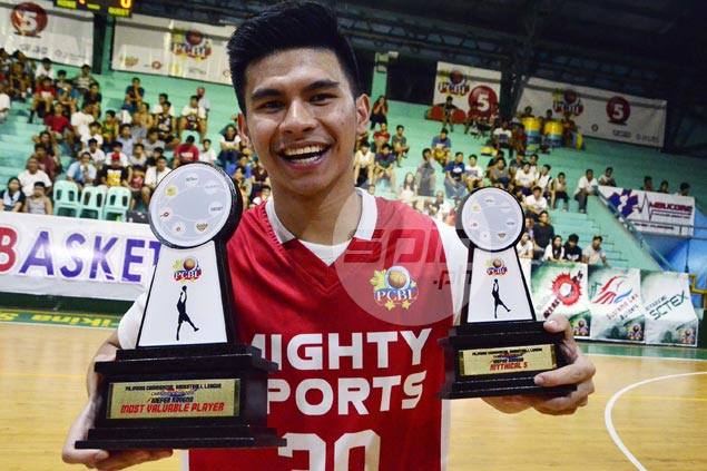 Mighty Sports' Kiefer Ravena adds MVP award in PCBL to his collection