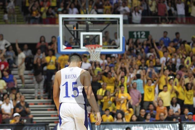 Kiefer Ravena takes blame for Ateneo loss: 'My teammates stepped up, I didn't'