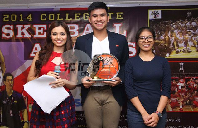 Kiefer Ravena offers Player of the Year award to someone dear to him. Find out who the person is