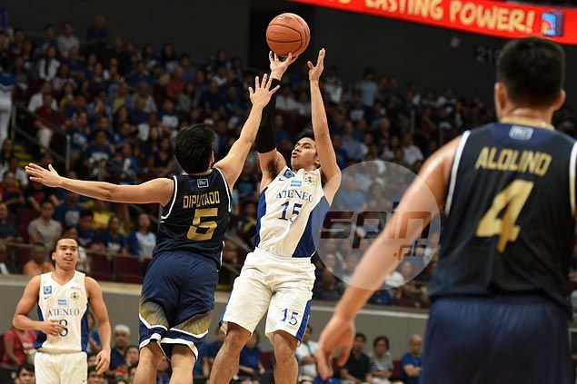 Kiefer Ravena drops 32 points as Blue Eagles deal serious blow to titleholder Bulldogs' playoff hopes