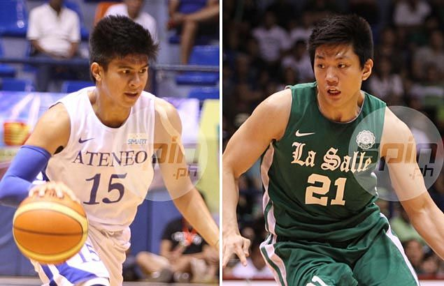 Mark the date: Ateneo-La Salle grudge match set on August 23 at MOA Arena