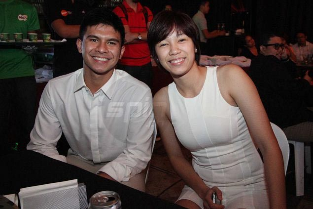 Kiefer Ravena plan to try out for Ateneo volleyball team next season is no surprise: It's in the genes