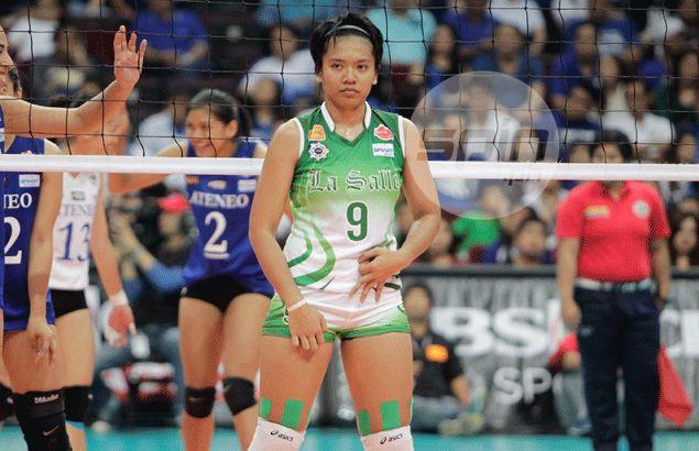 Kim Fajardo offers no excuses, refuses to put blame on La Salle's loss to Ara Galang, Camille Cruz injuries