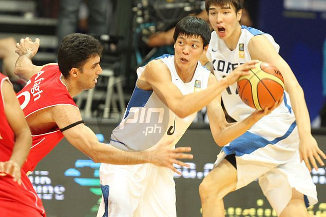 Korean star Kim Sun Hyung out of Fiba Asia for involvement in game-fixing scandal
