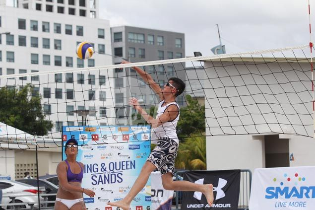 Pair from South tipped to steal Big City spikers' thunder in Superliga beach volleyball
