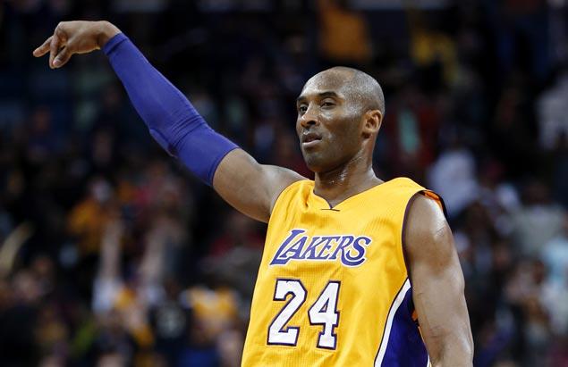 All-Star festivities turning into a sendoff for Kobe Bryant