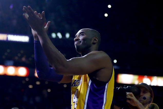 BY THE NUMBERS: A look back at the legendary career of Kobe Bryant