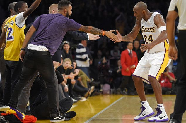 WATCH: NBA honors Kobe Bryant with the ultimate Christmas Day mixtape
