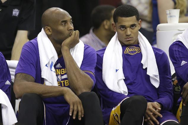 Jordan Clarkson vows to help Lakers teammate Kobe Bryant go out on a high