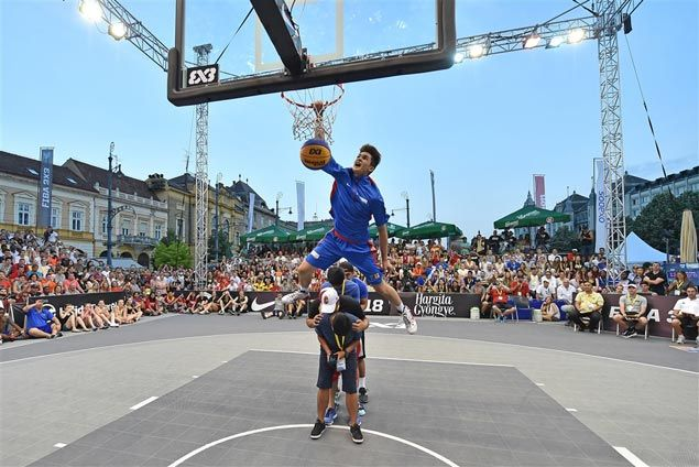 Kobe Paras, Ravena, Teng, Jose to fly Philippine flag in Fiba 3x3 World Cup in France