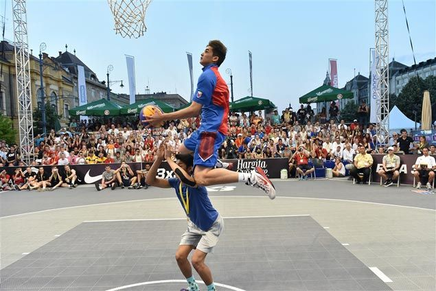 Kobe Paras continues to impress, ends stint in Adidas Uprising All-American Camp with a bang