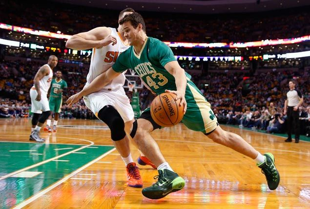 Washington Wizards acquire Kris Humphries from Celtics for 2015 draft pick