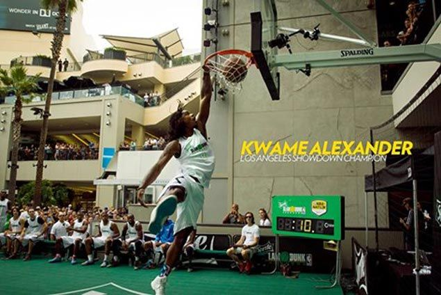 NLEX brings in LA dunk star Kwame Alexander two days before Governors' Cup opener