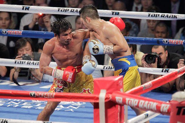Freddie Roach on Pacman dead-ringer Kwanpichit: 'He looks like Manny but doesn't fight like Manny'