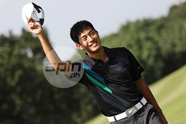 Walk in the park as LJ Go completes 11-shot romp in Philippine Amateurs golf