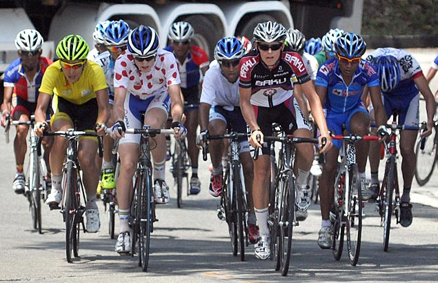 Le Tour de Filipinas 2016 fires off in Antipolo and finishes in Legaspi City