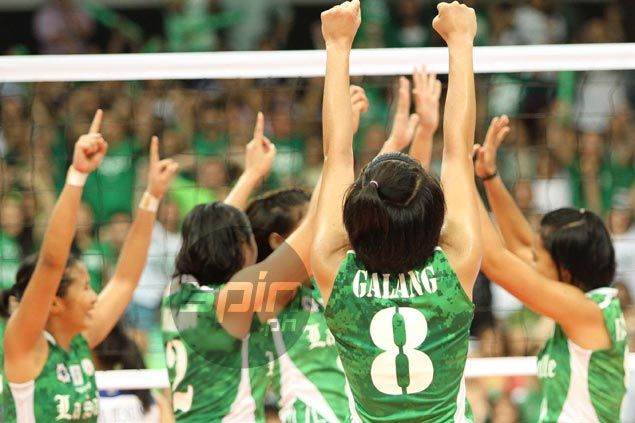 Ara Galang makes highly anticipated comeback as La Salle opens UAAP bid vs FEU