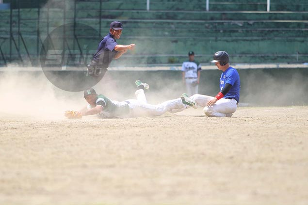 La Salle completes sweep of Ateneo to end 13-year title drought in UAAP baseball