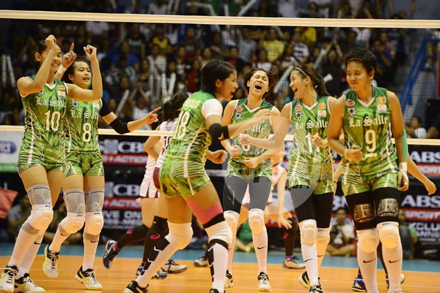 Thai coach impressed with Kim Fajardo, says La Salle Lady Spikers a better team than Ateneo