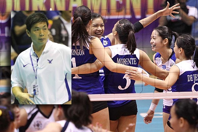 Thai coach's few English words go long way as he drives Lady Eagles to victory