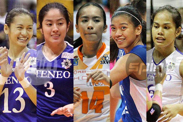 Playing-coach Cha Soriano, Gretchen Ho, Valdez, Lazaro set for V-League reunion