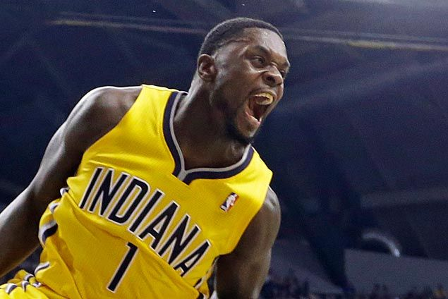 Lance Stephenson rejoins Indiana Pacers on three-year deal, according to reports