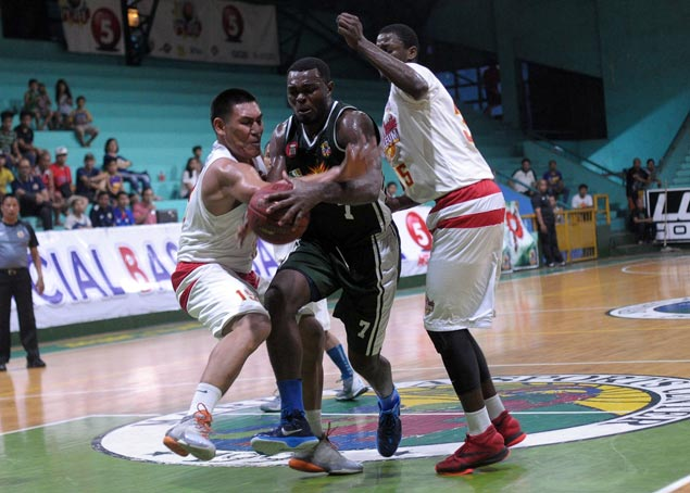 Giants overcome Realtors to advance to PCBL finals against Mighty Sports