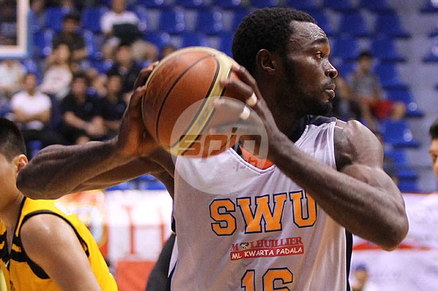 Conflicting reasons as Landry Sanjo and Cesafi champions SWU Cobras part ways