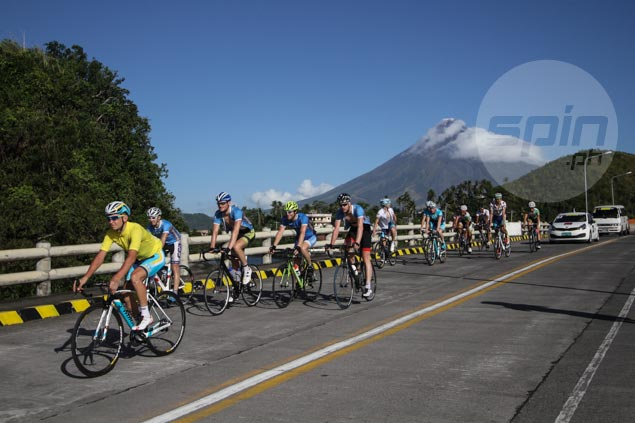 Le Tour de Filipinas postponed as Albay declares state of calamity due to Mayon eruption